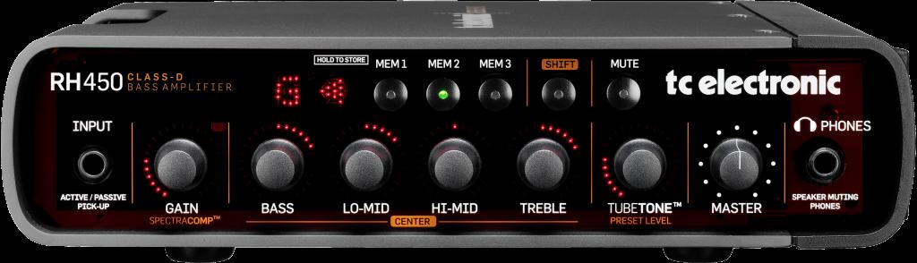 TC Electronic RH450 bassovahvistin