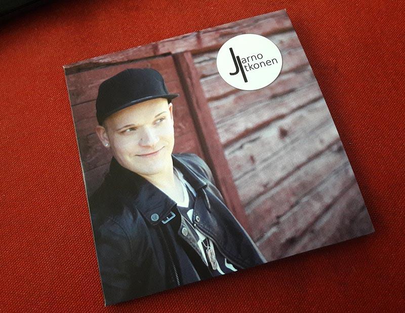 Jarno Itkonen CD