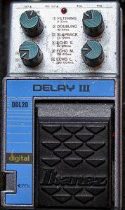 Ibanez Digital Delay III DDL20