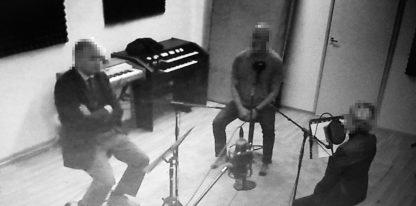 Podcast äänitys Pulu Studio